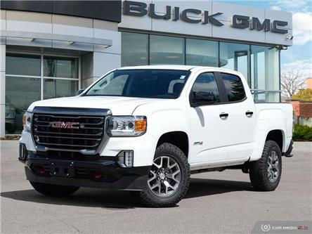 2021 GMC Canyon AT4 w/Cloth (Stk: 155088) in London - Image 1 of 27