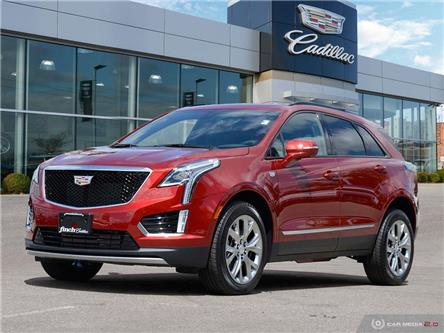 2021 Cadillac XT5 Sport (Stk: 154585) in London - Image 1 of 30