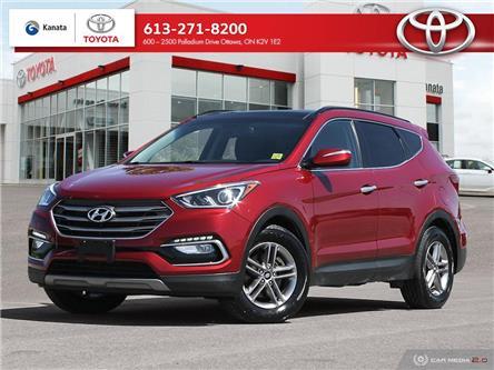 2017 Hyundai Santa Fe Sport 2.4 Luxury (Stk: 91329A) in Ottawa - Image 1 of 29