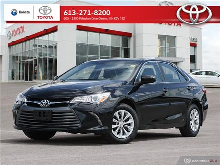 2017 Toyota Camry LE (Stk: 90969A) in Ottawa - Image 1 of 29