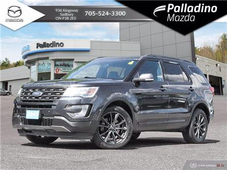 2017 Ford Explorer XLT (Stk: 8178A) in Greater Sudbury - Image 1 of 33