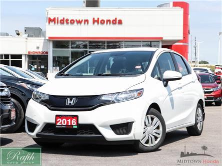 2016 Honda Fit LX (Stk: P15043) in North York - Image 1 of 27