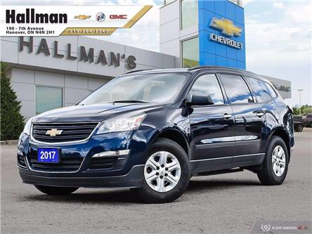 2017 Chevrolet Traverse LS (Stk: 21092A) in Hanover - Image 1 of 26