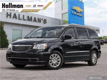 2015 Chrysler Town & Country Touring-L (Stk: 21407A) in Hanover - Image 1 of 29