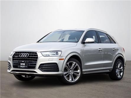 2018 Audi Q3 2.0T Progressiv (Stk: C8760) in Vaughan - Image 1 of 19