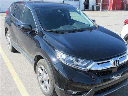 2018 Honda CR-V EX (Stk: K16935AA) in Ottawa - Image 1 of 4