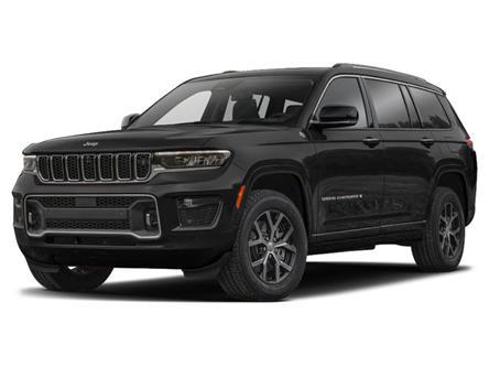 2021 Jeep Grand Cherokee L Summit (Stk: 21341) in Greater Sudbury - Image 1 of 2