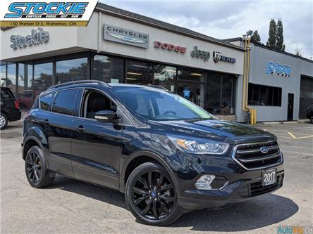 2017 Ford Escape Titanium (Stk: 36717) in Waterloo - Image 1 of 30