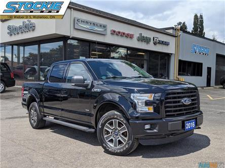 2016 Ford F-150  (Stk: 36927) in Waterloo - Image 1 of 29