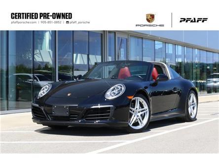 2017 Porsche 911 Targa 4 PDK (Stk: U9874) in Vaughan - Image 1 of 30