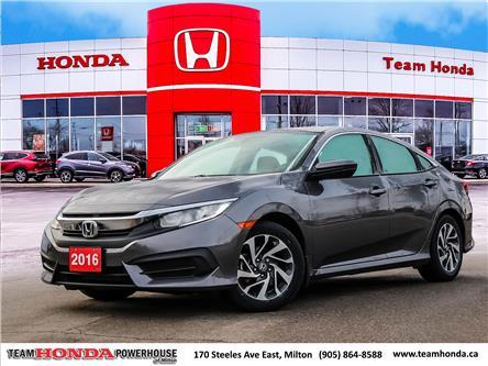 2016 Honda Civic EX (Stk: 21420AA) in Milton - Image 1 of 24
