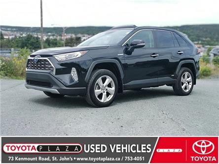 2019 Toyota RAV4 Hybrid Limited (Stk: 40323A) in St. Johns - Image 1 of 18