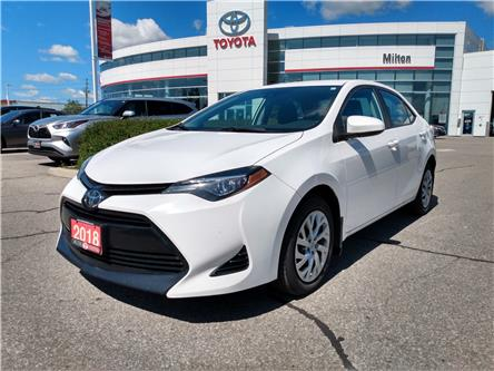 2018 Toyota Corolla LE (Stk: 022816A) in Milton - Image 1 of 7