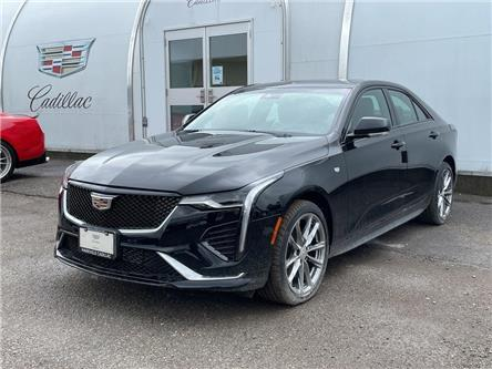 2021 Cadillac CT4 Sport (Stk: 108114) in Markham - Image 1 of 5