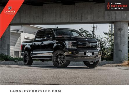 2018 Ford F-150 Lariat (Stk: LC0832A) in Surrey - Image 1 of 27