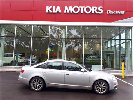 2010 Audi A6 3.0 Special Edition (Stk: S6903B) in Charlottetown - Image 1 of 15