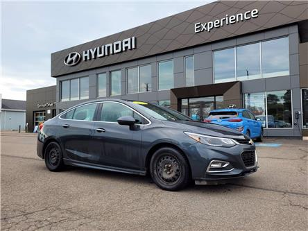 2018 Chevrolet Cruze Premier Auto (Stk: N1321A) in Charlottetown - Image 1 of 10