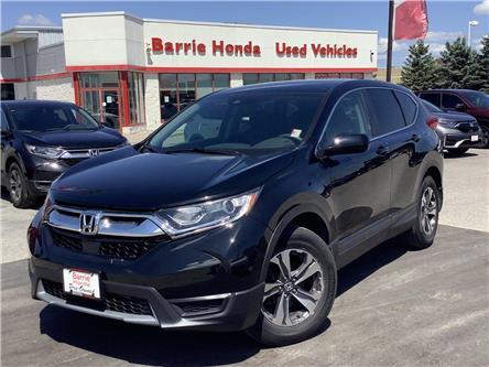 2018 Honda CR-V LX (Stk: 11-21244A) in Barrie - Image 1 of 20