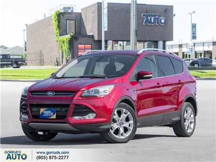 2014 Ford Escape Titanium (Stk: B82741) in Milton - Image 1 of 23