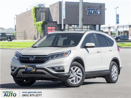 2015 Honda CR-V EX-L (Stk: 122854) in Milton - Image 1 of 23