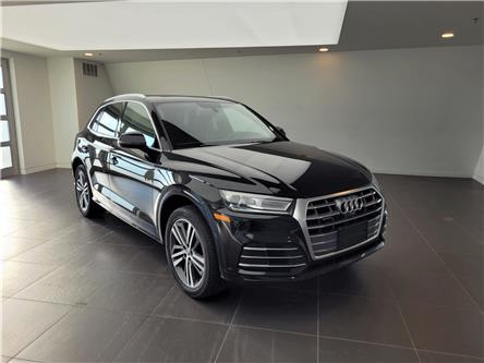 2019 Audi Q5 45 Progressiv (Stk: L10452) in Oakville - Image 1 of 18