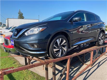 2018 Nissan Murano Platinum  (Stk: NC 4105) in Cameron - Image 1 of 11