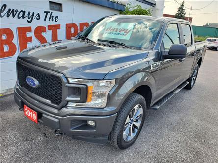 2019 Ford F-150 STX (Stk: 21-325) in Oshawa - Image 1 of 14