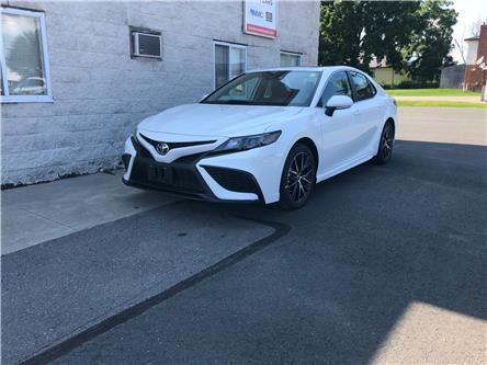 2021 Toyota Camry SE (Stk: CX083) in Cobourg - Image 1 of 8