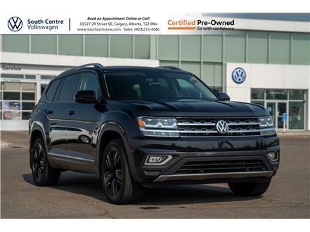 2018 Volkswagen Atlas 3.6 FSI Highline (Stk: 10288A) in Calgary - Image 1 of 43