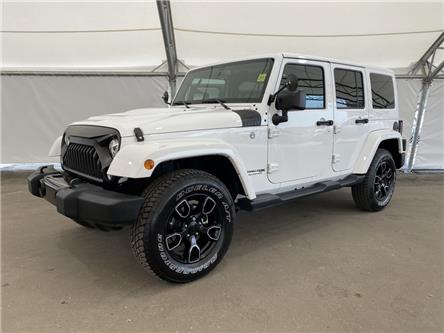 2018 Jeep Wrangler JK Unlimited Sahara (Stk: 192205) in AIRDRIE - Image 1 of 16