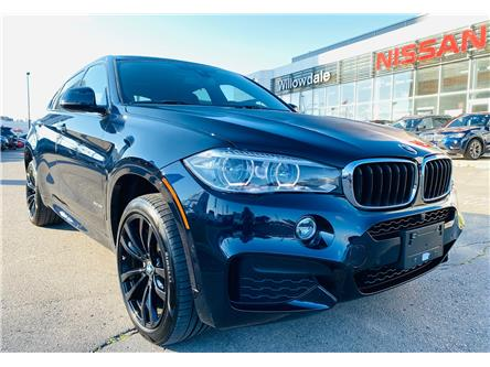 2019 BMW X6 xDrive35i (Stk: C35972) in Thornhill - Image 1 of 24
