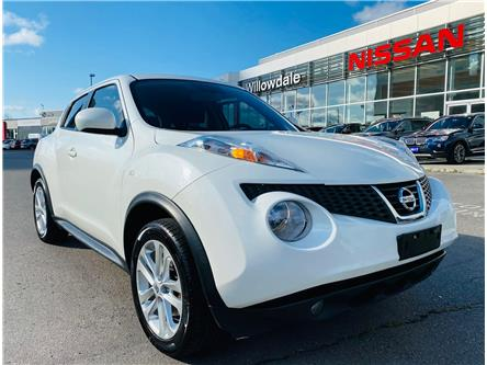 2013 Nissan Juke SL (Stk: C35947A) in Thornhill - Image 1 of 19