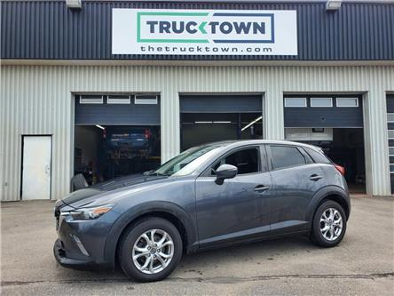 2017 Mazda CX-3 GS (Stk: T0523) in Smiths Falls - Image 1 of 21