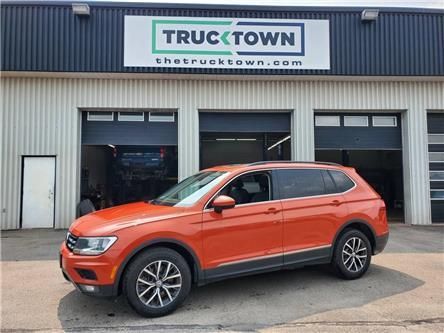 2018 Volkswagen Tiguan Comfortline (Stk: T0488) in Smiths Falls - Image 1 of 23