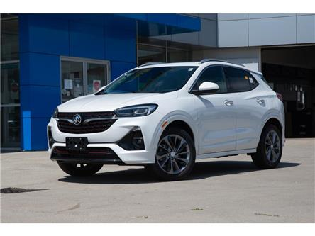 2021 Buick Encore GX Essence (Stk: M394) in Chatham - Image 1 of 28