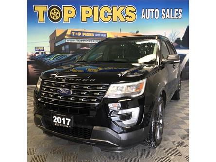 2017 Ford Explorer XLT (Stk: A18415) in NORTH BAY - Image 1 of 30