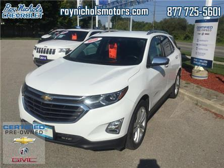 2018 Chevrolet Equinox Premier (Stk: P6777) in Courtice - Image 1 of 14