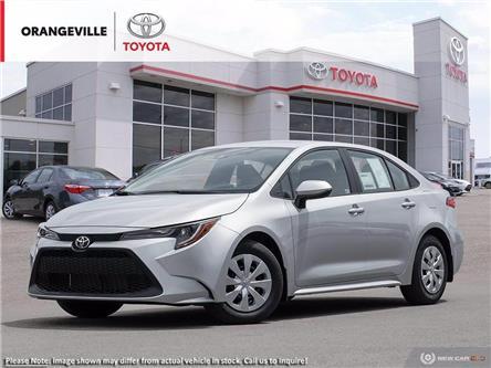 2021 Toyota Corolla L (Stk: 21597) in Orangeville - Image 1 of 23