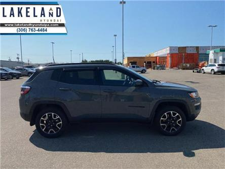 2021 Jeep Compass Sport (Stk: UT422) in Prince Albert - Image 1 of 20