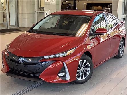 2022 Toyota Prius Prime Upgrade (Stk: 23123) in Kingston - Image 1 of 25