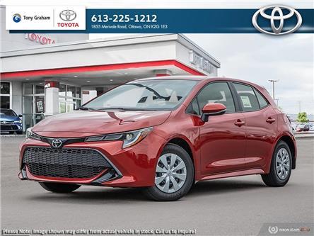 2021 Toyota Corolla Hatchback Base (Stk: 60865) in Ottawa - Image 1 of 23