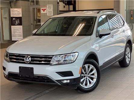 2018 Volkswagen Tiguan Trendline (Stk: 23087A) in Kingston - Image 1 of 12