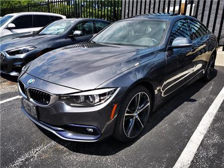 2018 BMW 430i xDrive Gran Coupe (Stk: PP10063) in Toronto - Image 1 of 5