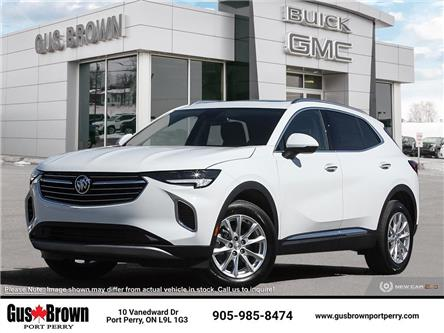 2021 Buick Envision Preferred (Stk: D184387) in PORT PERRY - Image 1 of 23