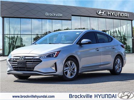 2020 Hyundai Elantra Preferred (Stk: R22008A) in Brockville - Image 1 of 19
