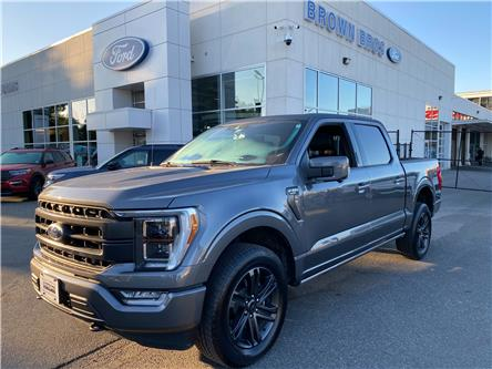 2021 Ford F-150 Lariat (Stk: OP21235) in Vancouver - Image 1 of 28