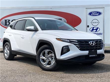 2022 Hyundai Tucson Preferred (Stk: 22TC44) in Midland - Image 1 of 12