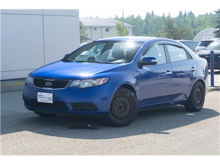 2010 Kia Forte 2.0L LX (Stk: 21-017A) in Edson - Image 1 of 12