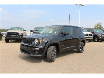 2021 Jeep Renegade Sport (Stk: MT115) in Rocky Mountain House - Image 1 of 26