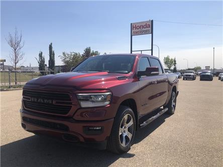 2019 RAM 1500  (Stk: H22-4738B) in Grande Prairie - Image 1 of 25